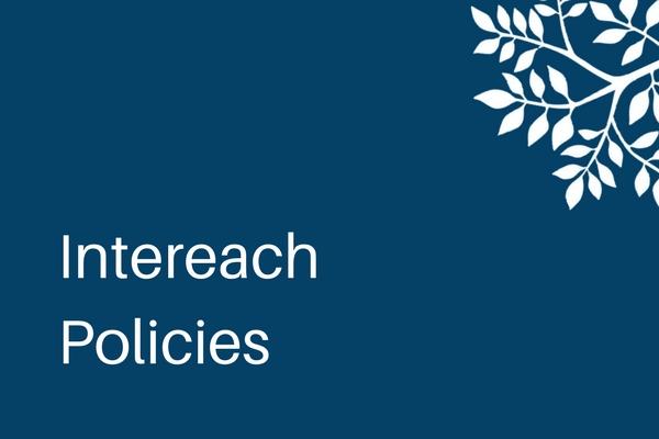 Intereach Policies