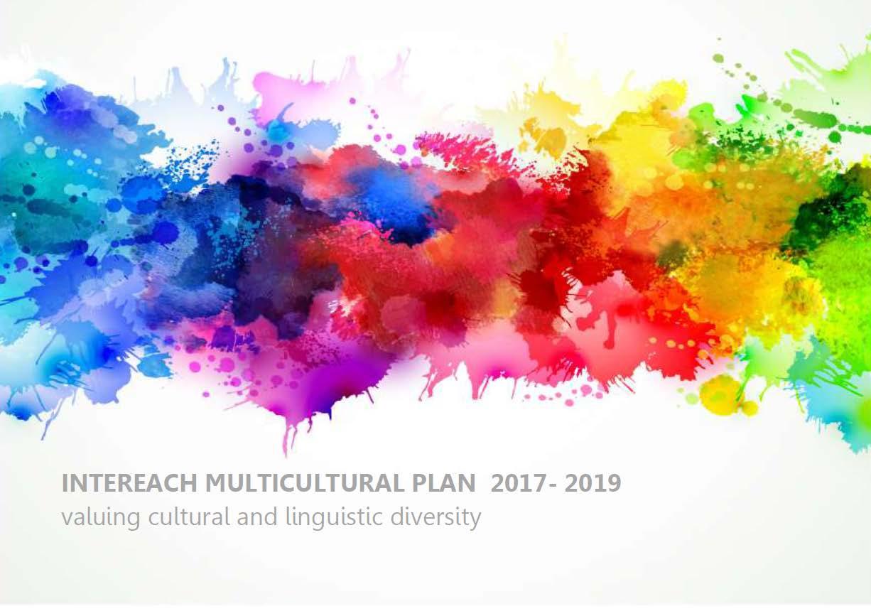 Intereach Multicultural Plan 2017-2019