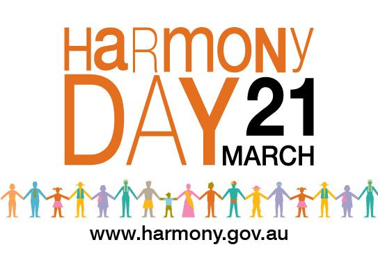 Harmony Day logo