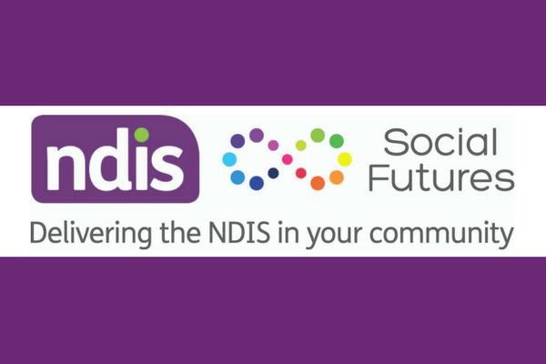 NDIS Social Futures logo