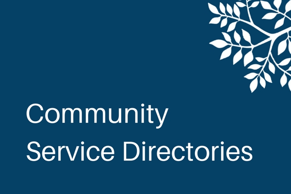 Community Service Directories
