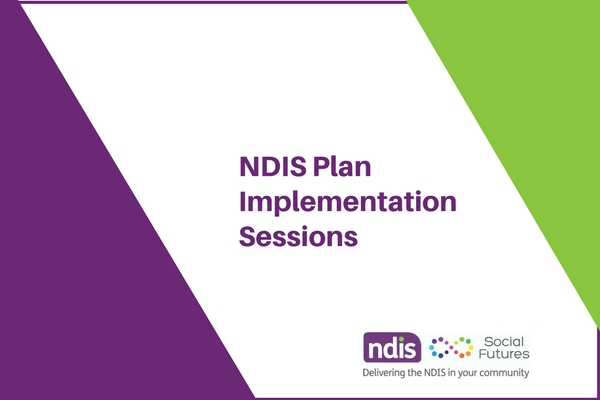 NDIS Plan Implementation Sessions