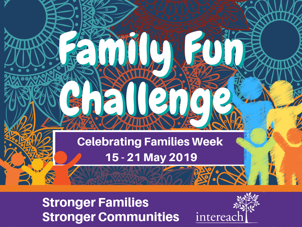 Family Fun Challenge poster