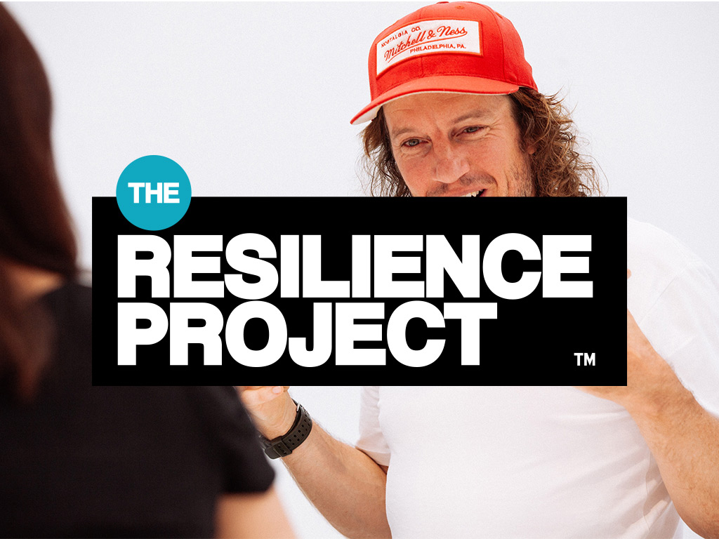 The Resilience Project logo