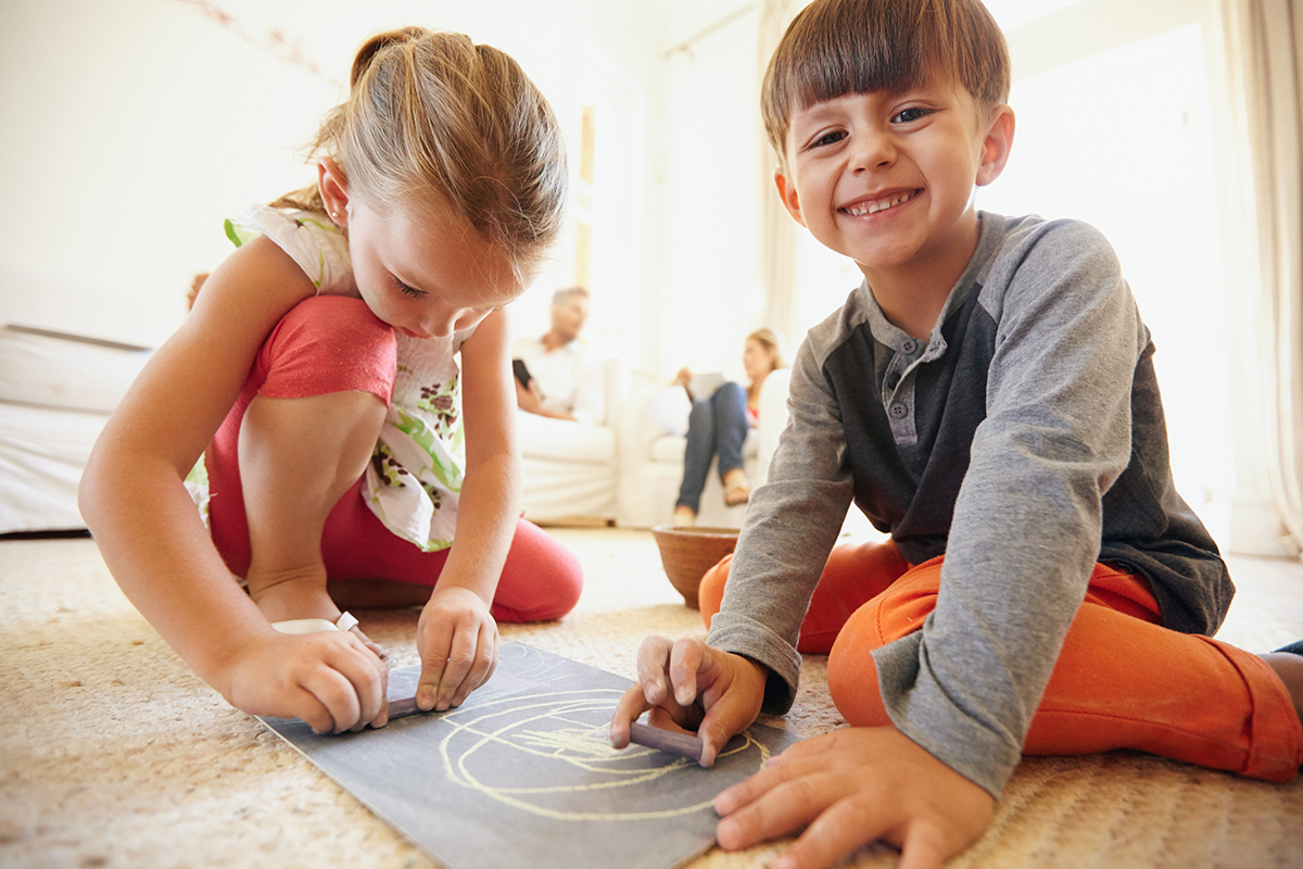 Singing the praises  of Family Day Care